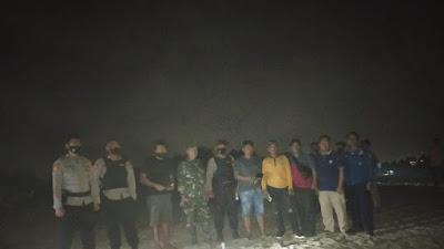Korban Tenggelam di Pantai Ketang Masih Belum Ditemukan