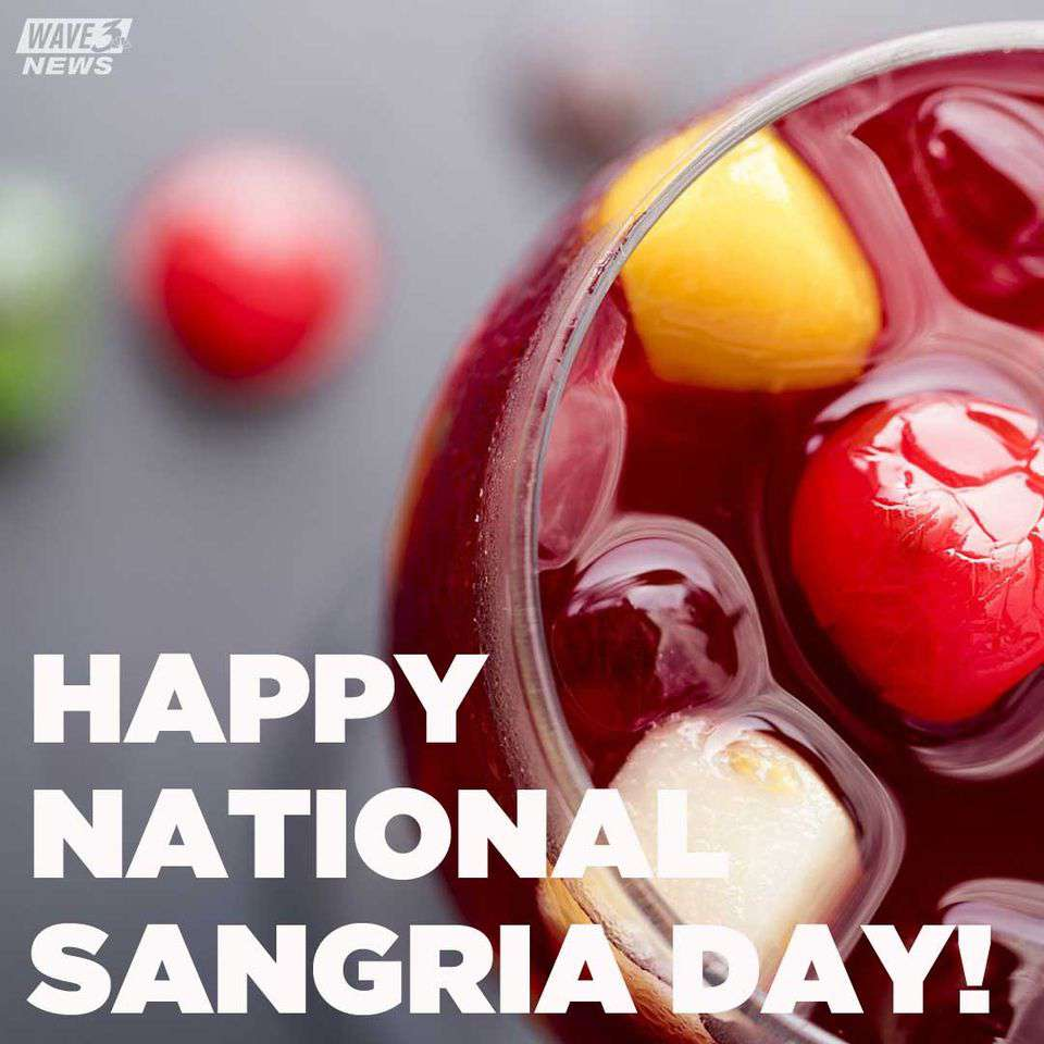 National Sangria Day Wishes Awesome Images, Pictures, Photos, Wallpapers