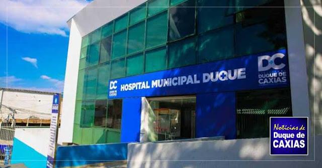 Saiba como marcar consultas no novo Hospital de Caxias