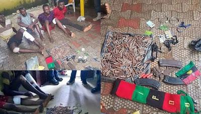 Biafra: Parade of Criminals With Biafran Flag, 'stupid mockery' & unintelligent of the Police