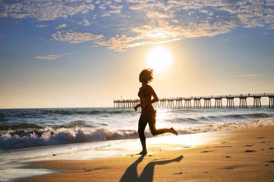 Τρέξιμο στην παραλία: Δεν είναι όσο αθώο φαίνεται