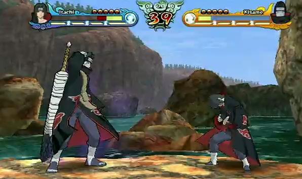 DD: Naruto Shippuden: Clash of Ninja Revolution 3