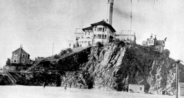 Alcatraz Tahun 1907
