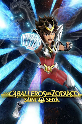 Knights Of The Zodiac Saint Seiya (TV Series) S02 DVD HD Dual Latino + Sub 1DVD