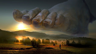 God will never leave us not forsake us