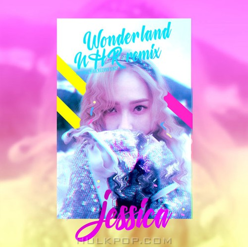 JESSICA – Wonderland NHR Remix – EP (ITUNES MATCH AAC M4A)