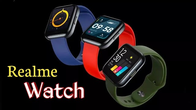 Realme Watch 2 and Realme Watch 2 Pro confirmed to be in development through the code of the Realme Link app.