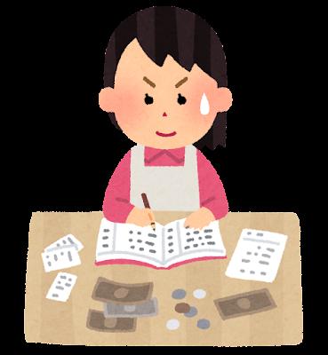 共働きの家計の内訳・管理方法と負担割合・管理口座の作り方