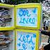 Geladeiras recheadas de livros levam cultura e educação para Ceilândia