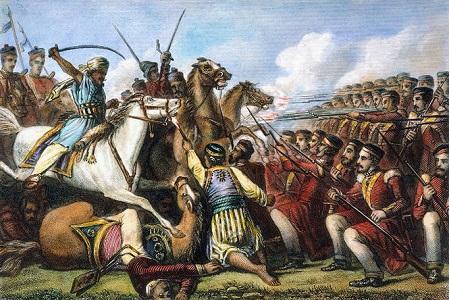 1857 Hint Ayaklanması (Sepoy Mutiny) Hakkında Bilgi
