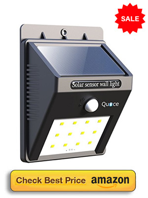 Solar Light 12 LED