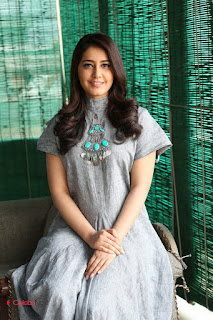 Actress Rashi Khanna Latest Pictures in Stylish Long Dress  0168.JPG