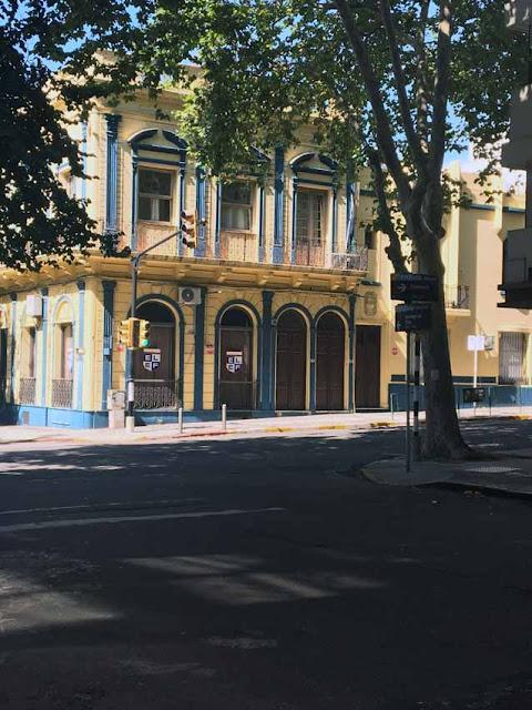 Улицы Монтевидео