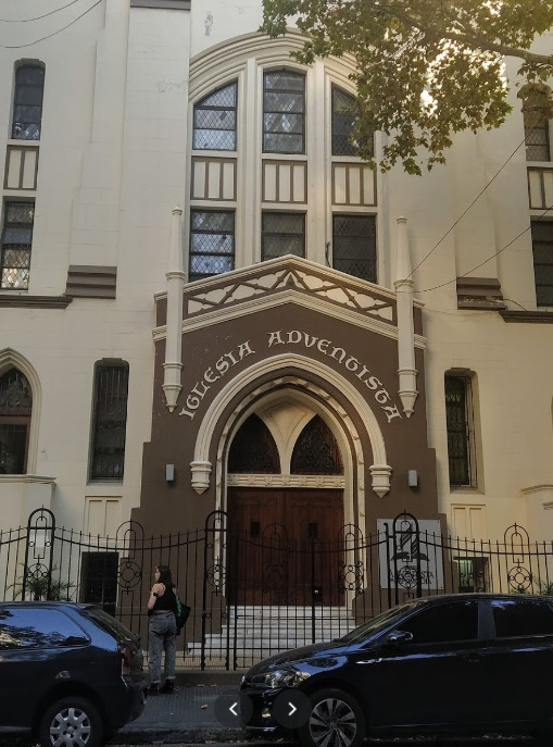 Iglesia Adventista del Séptimo Día, Palermo, Buenos Aires