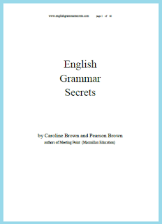 Total English Grammar Pdf