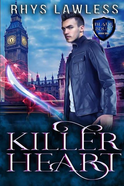 Killer heart   Blade & Dust #1    Rhys Lawless
