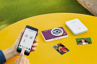 New Canon IVY CLIQ+ and CLIQ Instant Camera Printers Provide More Reasons To Capture, Print And Stick Your Photos