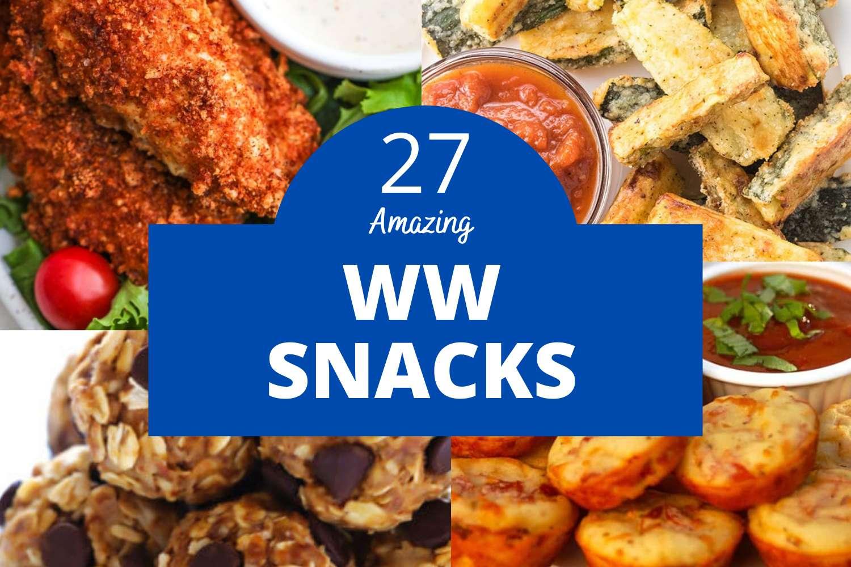 Best Weight Watchers Snacks