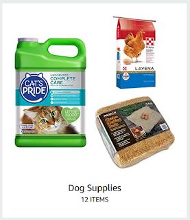 Dog Supplies?