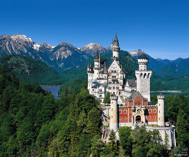 travel-destinations-neuschwanstein-castle-germany