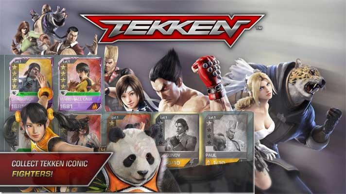 Game Tekken Versi Mobile Untuk Android dan iOS Mulai Dirilis