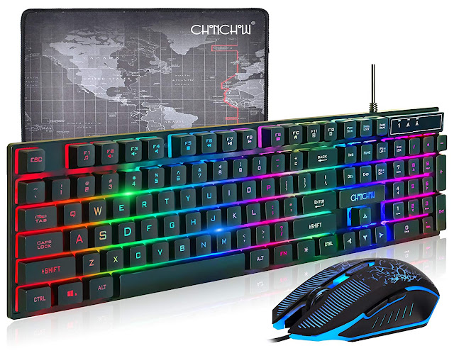 Best Gaming Keyboard & Mouse Combo
