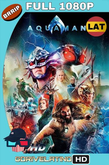 Aquaman (2018) IMAX BRRip 1080p Latino-Ingles MKV