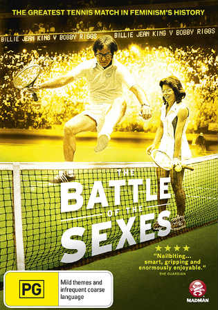 Battle of The Sexes 2017 BRRip 950MB Hindi Dual Audio 720p Watch Online Full Movie Download bolly4u