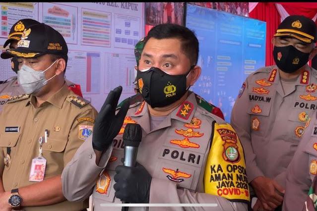 Kapolda Metro: Pembunuh Disebut Raja Tega, tapi Ada yang Mati karena Kerumunan Biasa Saja