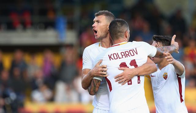 "HASIL PERTANDINGAN BENEVENTO VS AS ROMA 0 - 4 ""GOL BUNUH DIRI HANCURKAN TUAN RUMAH"