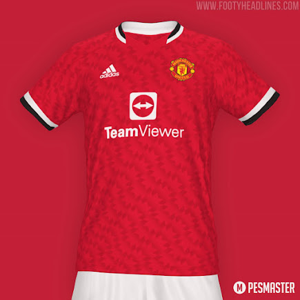 How the 'TeamViewer' Logo Will Certainly Be Applied On Manchester United's  Kits - Footy Headlines