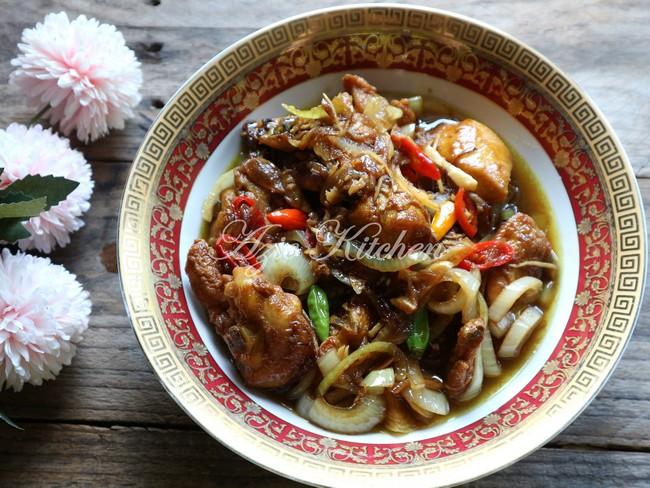 ayam kukus halia berkuah  resepi ayam stim halia  sedap  mudah oleh komuniti cookpad Resepi Ikan Kembung Masak Stim Halia Enak dan Mudah