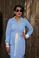 Richa Chadda Latest Pos in Blue Short Dress at the Screening Of Short Film Khoon Aali Chithi  0013.jpg