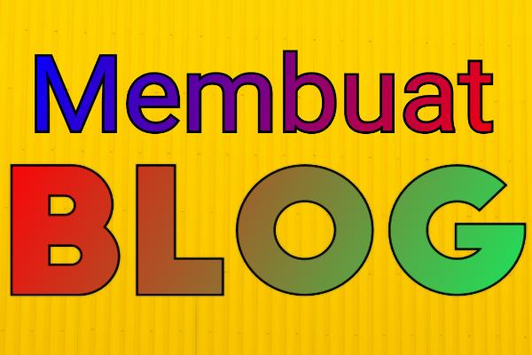 Panduan Andal Membuat Blog dengan Cepat
