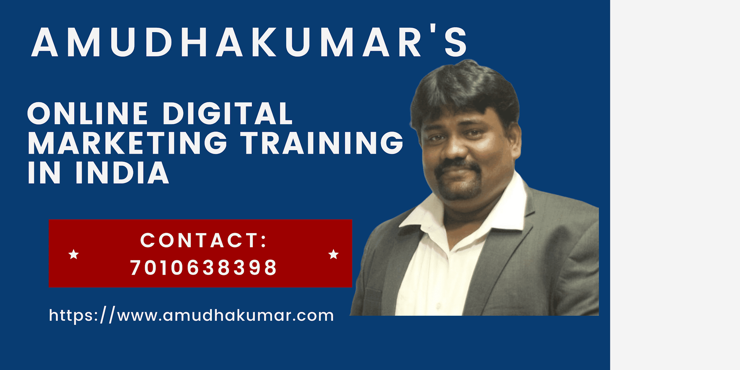 Best Online Digital Marketing Training in India