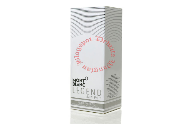 Mont Blanc Legend Spirit All-Over Shower Gel
