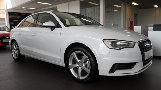 Audi faz preço competitivo de R$ 94.990 no A3 Sedan e concorrentes reclamam