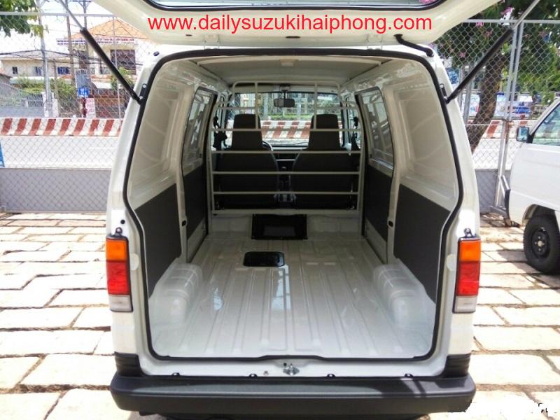 Xe bán tải Suzuki Hải Phòng