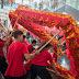 Cierre de festejos del Año Nuevo Chino en el Dot