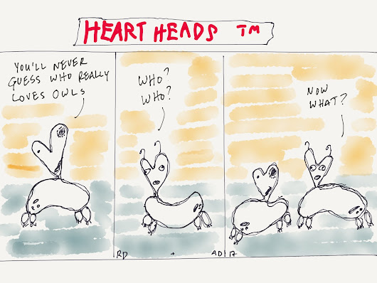 Heart Heads #75 Into The Labyrinth