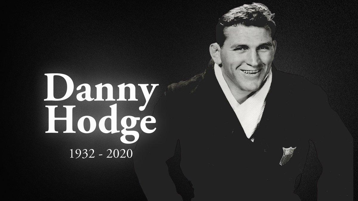 Danny Hodge falece aos 88 anos