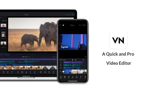 VN Editor - Η καλύτερη δωρεάν εφαρμογή επεξεργασίας βίντεο για Android και iPhone