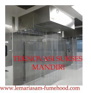 Laminar Air Flow Room