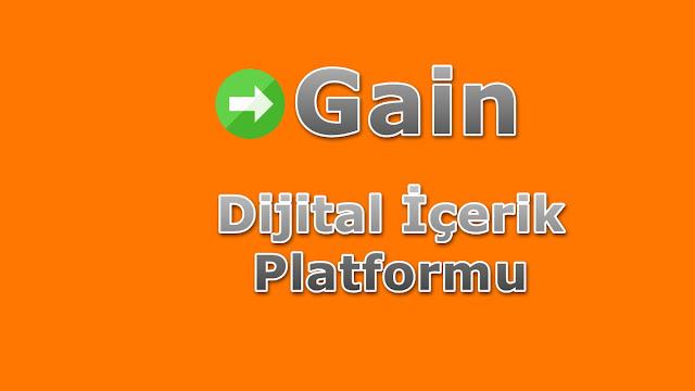 'Gain' Adında Yeni Bir Dijital İçerik Platformu Geliyor: Yayın Tarihi Belli Oldu