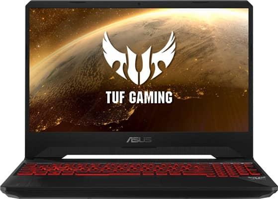 ASUS TUF Gaming FX505DY-BQ024: análisis