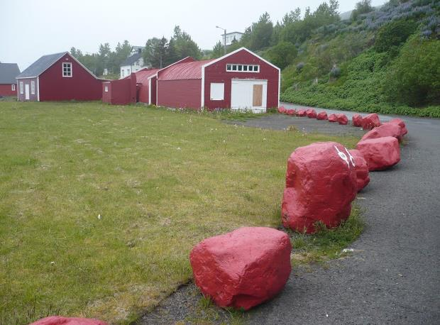 fiordo orientale di Eskyfjordur