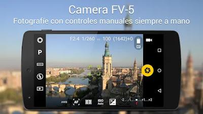 Cámara FV-5