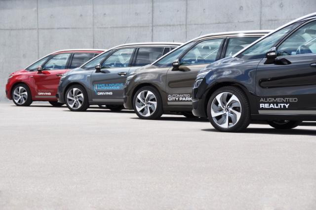 [INFORMATION] PSA : Les voitures autonomes P15028021