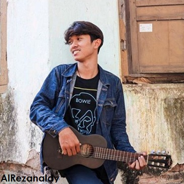 cover album lagu alrezanaldy