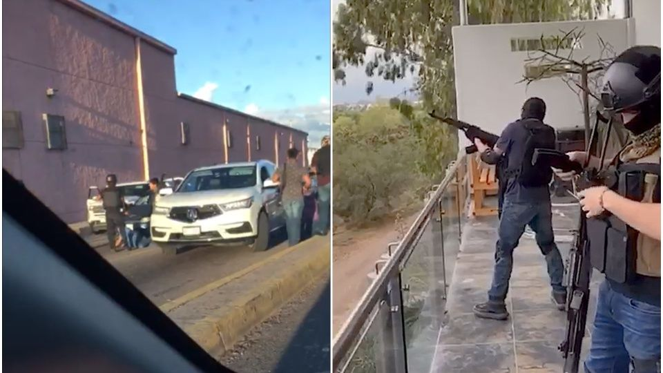Sicarios salieron a patrullar las calles de Culiacán como juan por su casa, alcalde dice que retan a la autoridad y se preocupa por que los hacen quedar mal